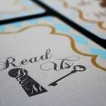 Alice im Wunderland Hochzeitskarten