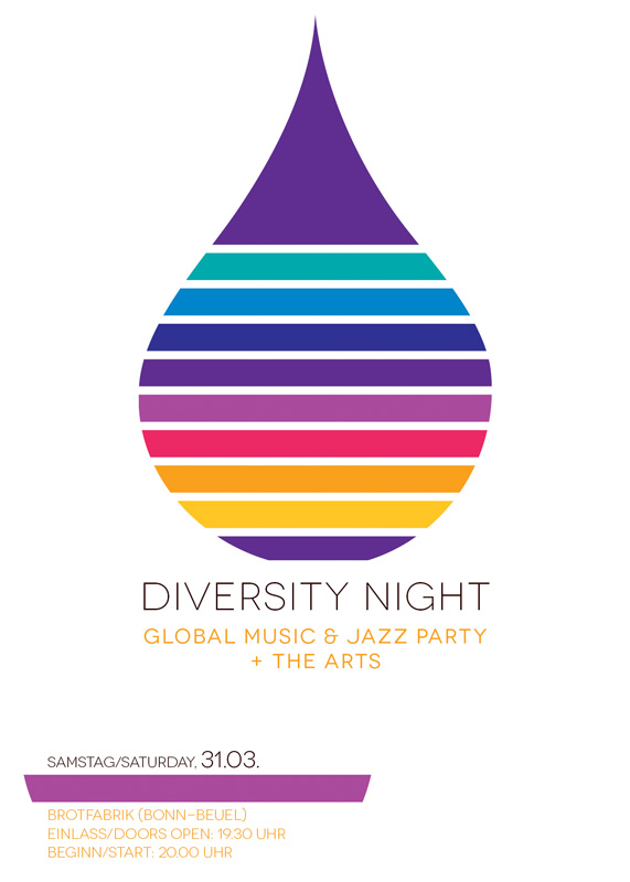 Diversity Night Global Music & Jazz Party Taxi Mundjal Musix
