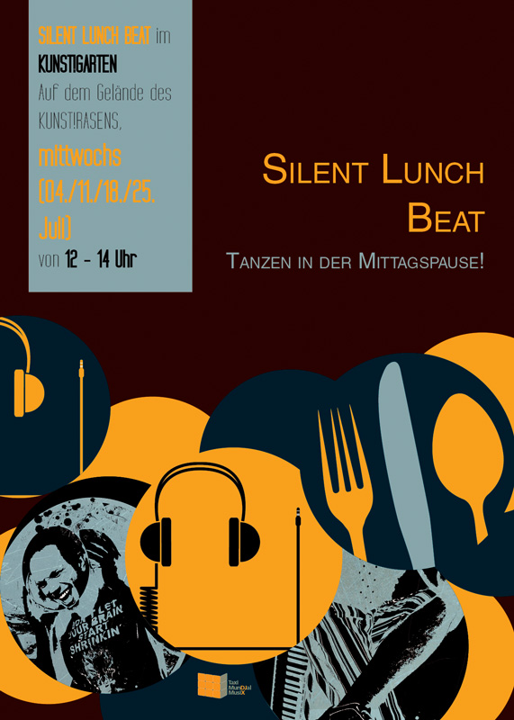 silent Party Silent Lunch Beat Diversity Night Global Music & Jazz Party Taxi Mundjal Musix